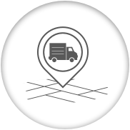 Vehicle tracking service with porter
